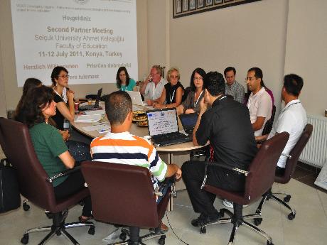 Konya meeting